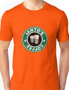 Torchwood- Ianto's Coffee Unisex T-Shirt