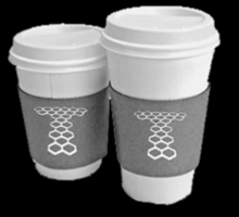 Torchwood- Ianto's Coffee Sticker