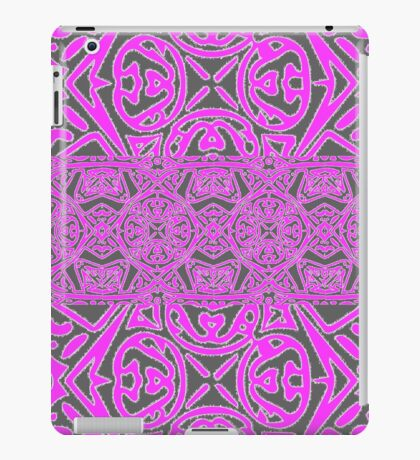 Hawaiian Tribal Pattern iPad Case/Skin