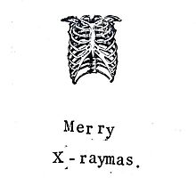 Merry X-raymas by bluespecsstudio