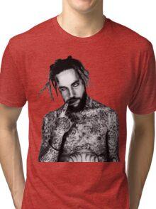 Yung Scarecrow Tri-blend T-Shirt