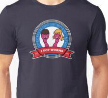 I Got Worms Unisex T-Shirt