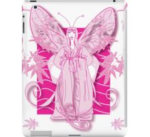 Madame Butterfly Pink (2007) iPad Case/Skin