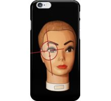 head hunter iPhone Case/Skin