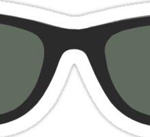 Rayban Glasses Sticker