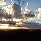 Sunset, El Dorado, CA by Laurie Puglia
