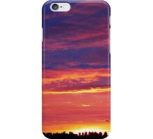 After the rain, New York City iPhone Case/Skin
