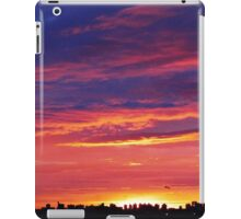 After the rain, New York City iPad Case/Skin