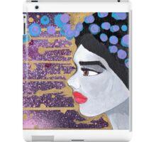 Life Moves Pretty Fast iPad Case/Skin