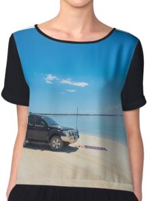 Seven Mile Beach Chiffon Top