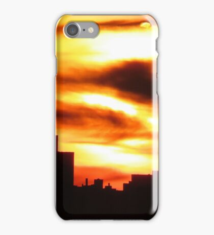 NYC Sihouette iPhone Case/Skin