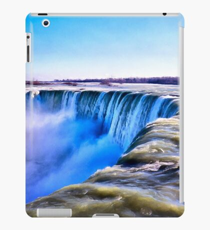 The Edge Of The World iPad Case/Skin