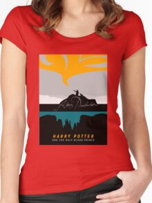 Half-Blood Prince Women's Fitted Scoop T-Shirt