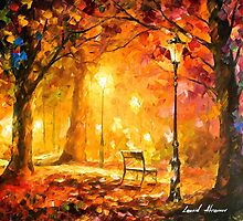 Twinkle Of Passion — Buy Now Link - http://goo.gl/Pxa317 by Leonid  Afremov