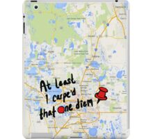 Paper Towns: Quote2 iPad Case/Skin