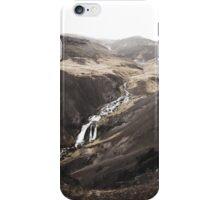 Black Mountain iPhone Case/Skin