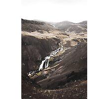 Black Mountain Photographic Print