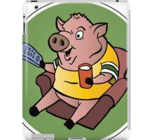 The Sports Pig iPad Case/Skin