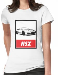 OBEY NSX Womens Fitted T-Shirt