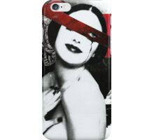 Beauty and Brains iPhone Case/Skin
