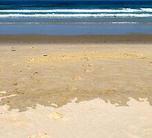 beach  by Zefira