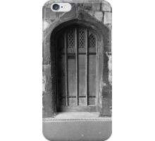 Door to anywhere iPhone Case/Skin