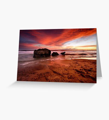 Point Lonsdale Greeting Card