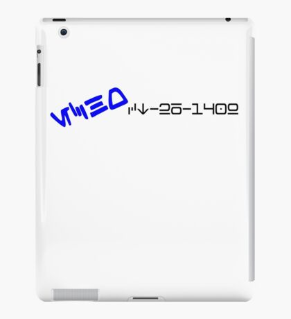 CT-26-1409 ECHO. iPad Case/Skin