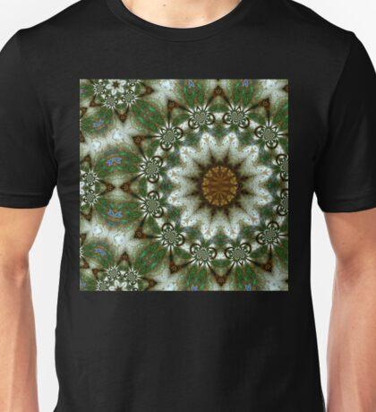 Opal Fractals Unisex T-Shirt