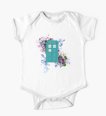 Where Would You Like to Start? - Doctor Who One Piece - Short Sleeve