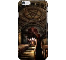Vampire Cathedral iPhone Case/Skin