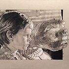 E.T. - Worry And Wonder by artzadventure
