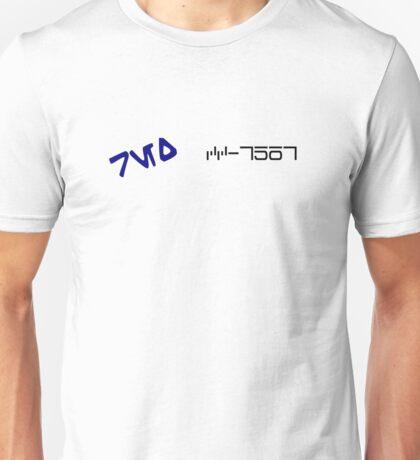 CC-7567 Capt. Rex. Unisex T-Shirt