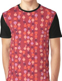 Colorful beads Graphic T-Shirt