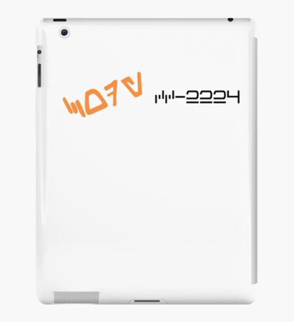 CC-2224 Cmdr. Cody. iPad Case/Skin