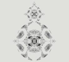 Mandelbrot Shirt by Rob Price
