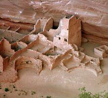 Ancient Ruins by Allen Gaydos