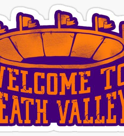 Vintage Death Valley Sticker