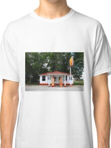 Route 66 - Soulsby Service Station Classic T-Shirt
