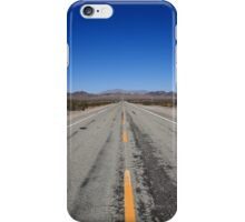 California Route 66 iPhone Case/Skin