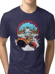 White Water (vintage version) Tri-blend T-Shirt