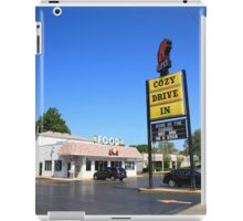Route 66 - Cozy Dog Drive In iPad Case/Skin