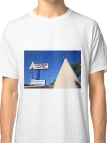Route 66 - Wigwam Motel Classic T-Shirt