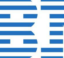 IBM 80s - Blue Sticker