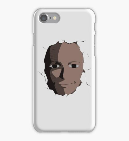 This is just fine. iPhone Case/Skin