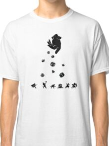 Rocks Fall, Everyone Dice Classic T-Shirt