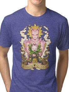 Explosive bubble Tri-blend T-Shirt