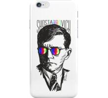 Shostabrovich iPhone Case/Skin