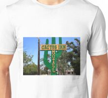 Route 66 - Cactus Inn Motel Unisex T-Shirt