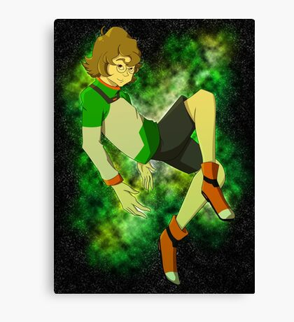 Pidge Galaxy Canvas Print